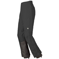 Mountain Hardwear Illusion Womens Pants Waterproof Conduit - Black