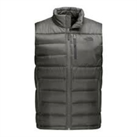 The North Face Men's Aconcagua Vest - Fusebox Grey