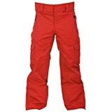 Ripzone Men's Snowboard Strobe Pant - Spicy Red