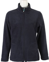 Women's Andes Fleece Jacket - Deep Indigo