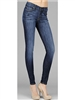 7 For All Mankind Skinny Jean in Nouveau NY Dark