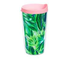 Palm Leaf Tervis Tumbler from Ashley Brooke Designs