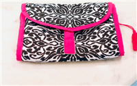 "Accessory Bag in ""Point Blank from buckhead betties"