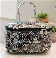 "Train Case in ""Echo Black"" from buckhead betties"