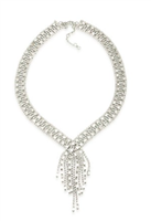 Carolee Glass Ceiling Drama Y Necklace
