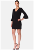 Black Ana Dress from Cooper and Ella
