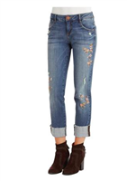 """Flex""ellent Girlfriend Jeans from Democracy"