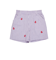 Boys Seersucker Shorts from Florence Eiseman