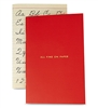 "Kate Spade ""All Fine On Paper"" Notebook Set"