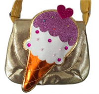 """Ice Cream"" Bag from Lily & Momo"