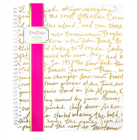 "Lilly Pulitzer Notebook ""Lilly Story"""