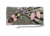 """Come To The Party"" beaded cross-body clutch from Mary Frances"