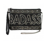 Badass beaded cross-body clutch from Mary Frances