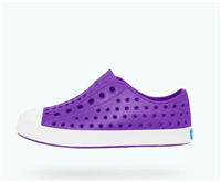 Jefferson Iridescent in purple from Native Shoes