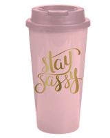 Double-Wall Travel Tumbler
