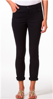 Denim Twill Ginger Jean in black from Tori Richard