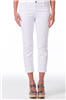 Denim Twill Ginger Jean in white from Tori Richard