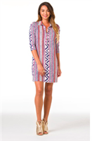 "Evie Dress in ""Tribe Vibe"" from Tori Richard"