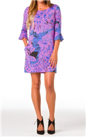 "Lana Dress in ""Paisley Palace"" from Tori Richard"