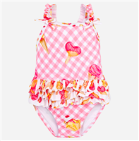 """Ice Cream Delight"" swimsuit from mayoral"