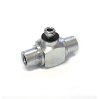 Replacement valve-quick exhaust for a Weber FasTagger II lumber tagger.