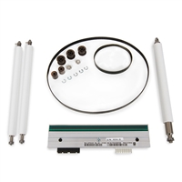 Zebra ZE500-6 300 DPI spare parts kit