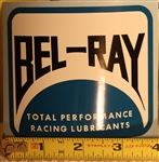 Bel-Ray Decal Total Performance 1980's