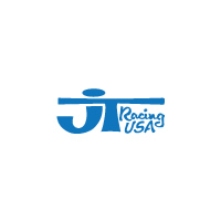 JT Racing USA Small Die Cut - Blue