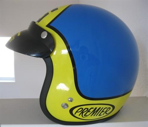 Premier Die Cut Helmet Decal - Motorcycle helmet decal