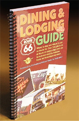 ROUTE 66 DINING & LODGING GUIDE