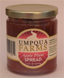 Apple plum spread