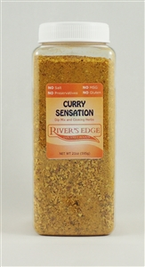 Curry sensation - large canister