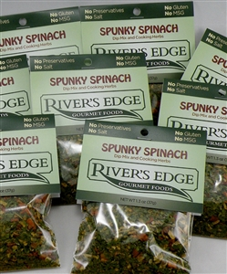 Combo pack: Spunky spinach - 8 pack