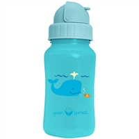 Green Sprouts Aqua Bottle - Aqua
