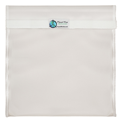 Planet Wise Gallon Bag - Clear