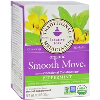 Traditional Medicinals Organic Smooth Tea