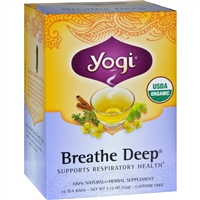 Yogi Tea Breathe Deep - Caffeine Free