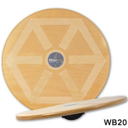"Fitter Pro 20"" Wobble Board"