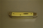 CASE KNIFE YELLOW STAINLESS