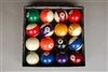 PROFESSIONAL ECONOMY POOL BALL SET
