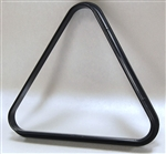 BLACK PLASTIC TRIANGLE RACK