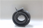 THREE QUARTER X 53.50 INCH RUBBER STRIP