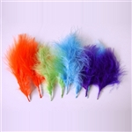 Marabou Plumage (By the Pound)