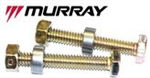 Genuine Murray 1501216MA Shear Bolt Kit for 62 Series Dual Stage Snowblowers