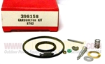 Genuine Briggs & Stratton 398158 Carburetor Overhaul Kit