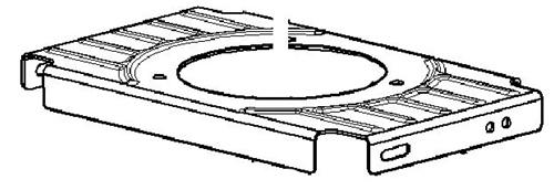 Homelite Pressure Washer Engine Plate Part Number 638662003