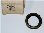 7-04051 Napa Oil Seal Replaces Clinton 94-163