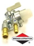 Genuine Briggs & Stratton 715027 716111 Fuel Shut-off Valve for 4, 5.5 & 9 HP Vanguard Engines