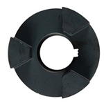 718-04393 MTD Log Splitter Flexible Coupling 1""
