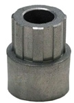 "R10967 Idler Pulley Size Reducer Bushing 0.3750"" x 0.5100"""